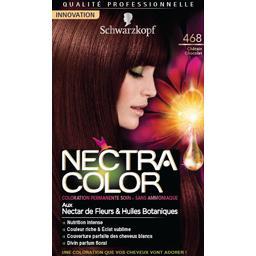 Nectra Color - Coloration châtain chocolat n°468