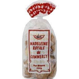 Madeleine royale de Commercy, pur beurre