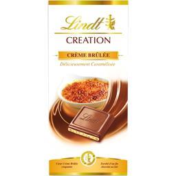 Création - Chocolat crème brûlée