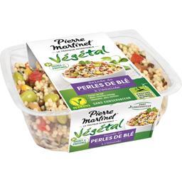 Végétal - Salade de perles de blé à l'échalote