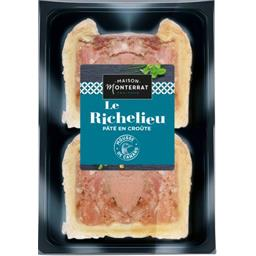 Les Duos - Pâté en croûte Richelieu