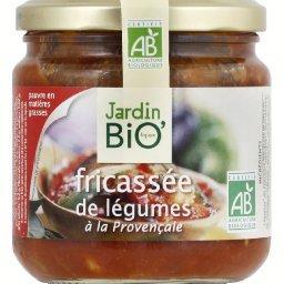 Fricassée de légumes à la provençale BIO