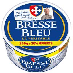 BRESSE BLEU 200G 30%MG