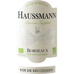 Bordeaux BIO, vin rouge