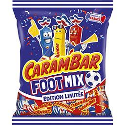 Carambar Carambar Foot Mix édition limitée 650g