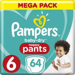 Baby-dry - taille 6 15+ kg - couches-culottes