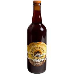 Bière rousse artisanale