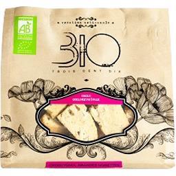 310 Bio Croquygnol amandes noisettes bio Le sachet de 150 gr