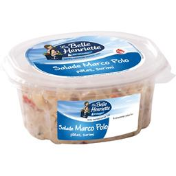 Salade Marco Polo pâtes surimi