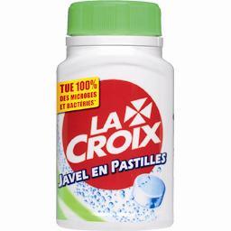 La Croix La Croix Javel en pastilles la boite de 40 - 130 g