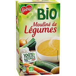Liebig Liebig BIO - Mouliné de légumes BIO la brique de 1 l