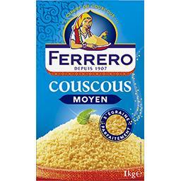 Ferrero Couscous Ferrero Couscous moyen Le paquet d'1kg