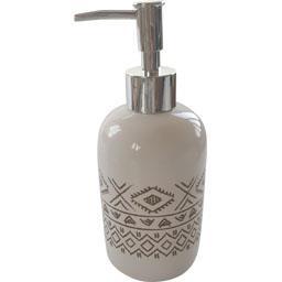 Lot distributeur savon/gobelet/porte savon assortis