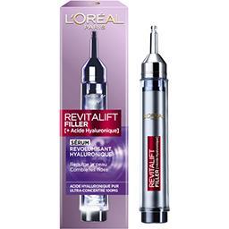 L'Oréal L'Oréal Paris Revitalift Filler - Sérum hyaluronique revolumisant le tube de 16 ml