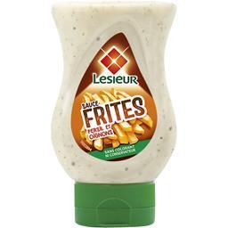 Sauce Frites persil et oignons