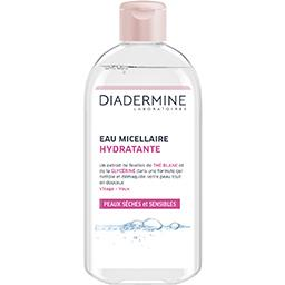 Diadermine Diadermine Eau micellaire hydratante peaux sèches et sensibles le flacon de 400 ml