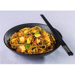 Nouilles aux légumes Bami Goreng