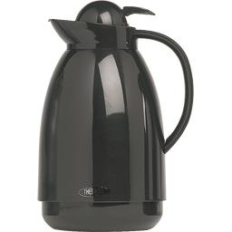 Carafe Black Push 1 l noir