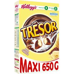 Trésor - Céréales Duo Choco