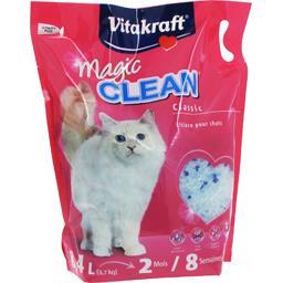 Vitakraft Vitakraft Litière Magic Clean pour chats le sac de 8,4 l