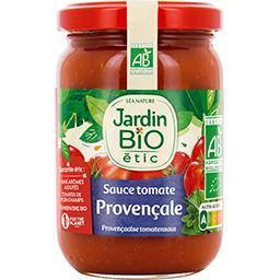 Jardin Bio Jardin bio Sauce tomate provençale aux fines herbes BIO le pot de 200 g