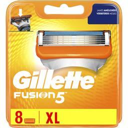 Gillette Gillette Fusion5 lames de rasoir pour homme 8recharges Le pack de 8 lames