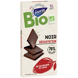 Chocolat noir Dégustation BIO