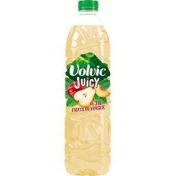Juicy - Boisson à l'eau minérale au jus de fruits du...