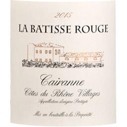 Côtes du Rhône Villages Cairanne La Batisse Rouge, v...