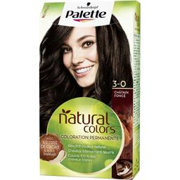Palette - Coloration Natural Colors 3.0 châtain fonc...