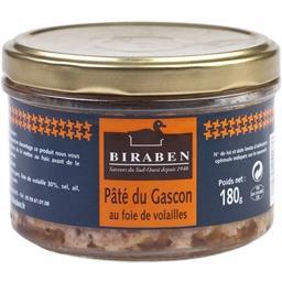 Pâté du Gascon au foie de volailles