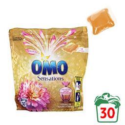 Sensations - Capsules de lessive essence de fleurs d'Orient