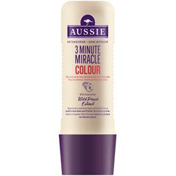 Aussie Aussie 3 minute miracle - colour - soin intensif cheveux Le flacon de 250 ml