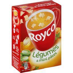 Les Minutes Soup - Soupe déshydratée légumes & mini ...