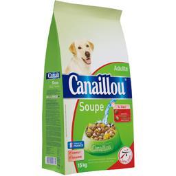 Soupe au bœuf pour chien adulte