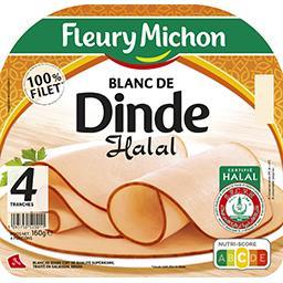 Blanc de dinde halal