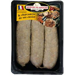 Andouillettes tradition x3 390g