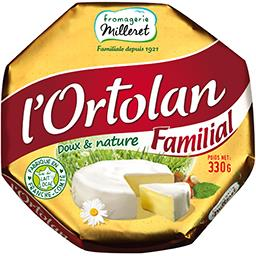 Fromage l'Ortolan