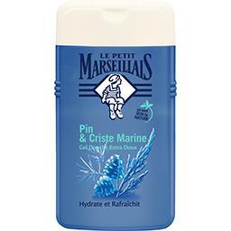 Le Petit Marseillais Le Petit Marseillais Gel douche pin & criste marine le flacon de 250 ml