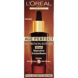 L'Oréal L'Oréal Paris Age Perfect - Sérum Nutrition Intense, peaux matures le flacon de 30 ml