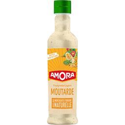 Amora Amora Vinaigrette légère saveur moutarde la bouteille de 380g