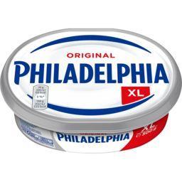 Philadelphia Philadelphia Spécialité fromagère nature la barquette de 300 g