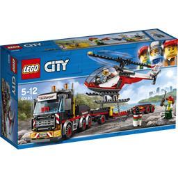 City - Le Transporteur d'Hélicoptère 5-12