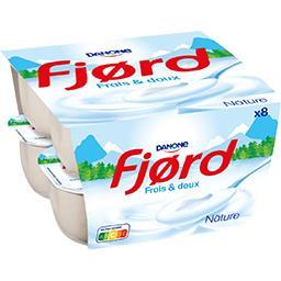 Danone Fjord - Spécialité laitière nature