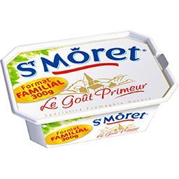St Môret St Môret Spécialité fromagère nature la barquette de 300 g
