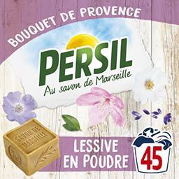 Lessive en poudre au savon de Marseille Bouquet de P...