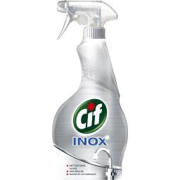 Nettoyant ménager Inox