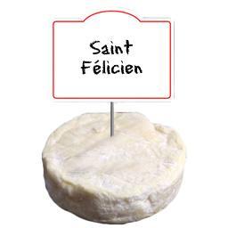 Fromage Saint Félicien crémeux 27% de MG