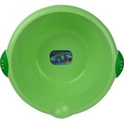 Cuvette ronde 6l coloris vert anis