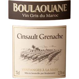 Vin gris du Maroc, vin rosé